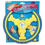 hračka pro psy létající talíř z tvrdé gumy