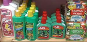 hnojiva, postřiky, lignohumát, smáčedla,NPK
