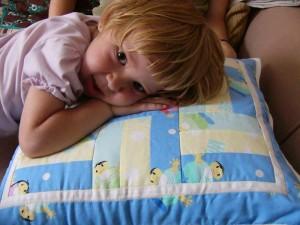 dětský patchwork