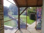 PVC zimní zahrada