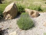 zahradní kamenná dekorace