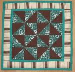 patchwork polštářek