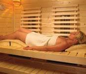 relaxace v sauně