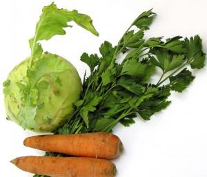 nové odrůdy zeleniny