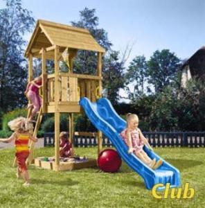 dětská hřiště na zahradu