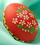 akrylové barvy na vajíčka
