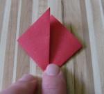 kusudama skládání papíru