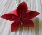 kusudama květina