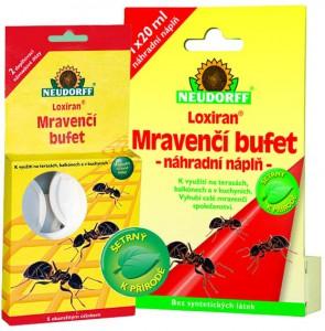 mravenci bufet