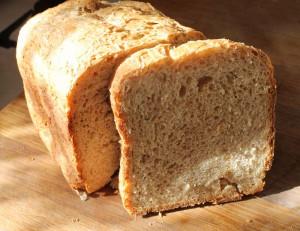 chleba z domaci pekarny