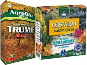 podzimni hnojiva