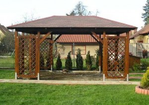 zahradni altan