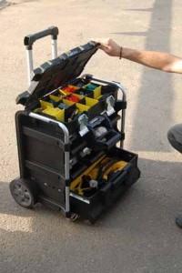 kufry na naradi