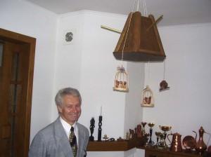Jiří Šturma a přístroj AQUAPOL
