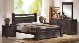 postel na chalupu