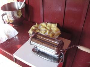 priprava domacich tortellin