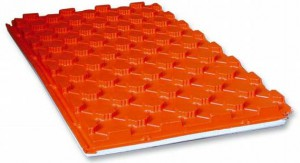 izolace podlahoveho vytapeni