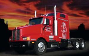 kenworth kamion gogo