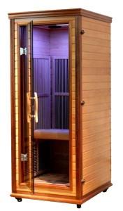 mala infra sauna