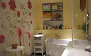 Koupelna s nátěrem Maxitherm