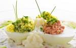 plnena vejce