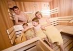 sauna chaleur