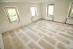 Liapor-hotova sucha podlaha s vytmelenymi sparami