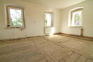 Liapor-stara ocistena podlaha