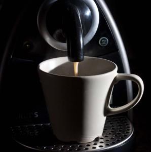 kavovar na kapsle