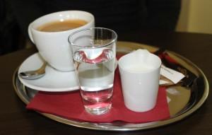 priprava kavy