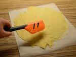 medovnik testo na pecicim papiru