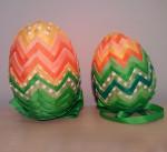 nepravy patchwork vejce