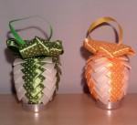 patchwork dekorace velikonoce