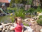 zahrada jezirko