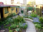 jaro na zahrade