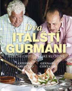 kniha dva italsti gurmani