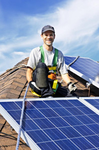 solarni panely pro pasivni dum