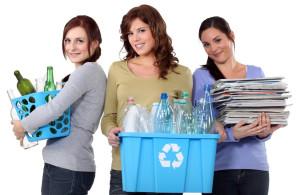 recyklace pet pahvi