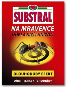 pripravek na mravence