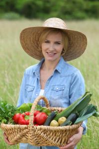 zelenina z farmarskych trhu