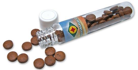 guarana v tabletach