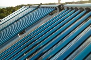 solarni ohrev vody