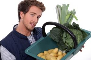 zdrava zelenina