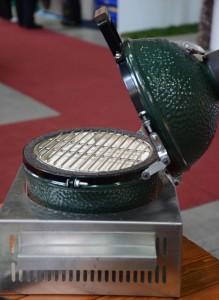 mini keramicky gril