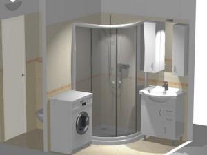 koupelna navrh