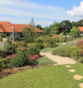 navrh bezudrzbove zahrady