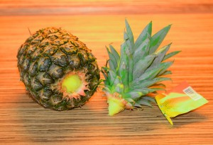 ananas krouceni
