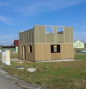 stavba nizkoenergetickeho domu
