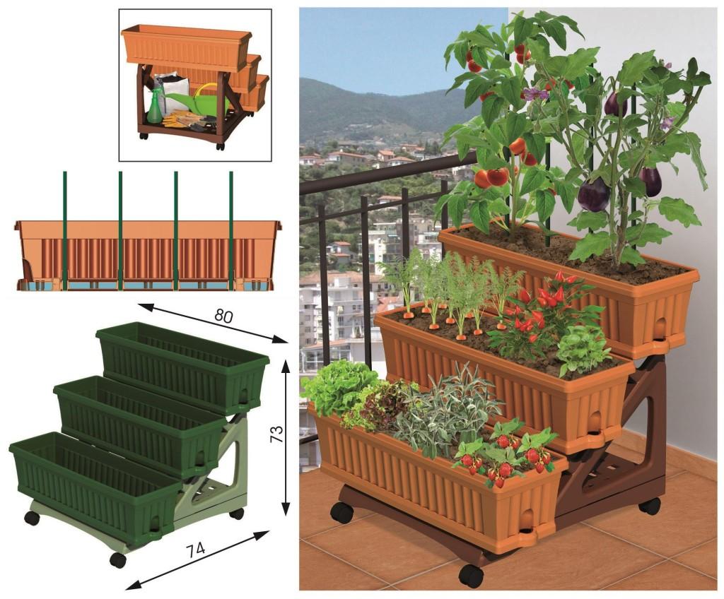 balkonova zahrada