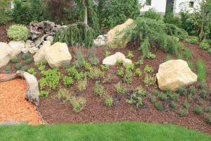 nizkoudrzbova zahrada